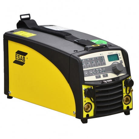 ESAB Caddy Tig 2200i DC, TA34